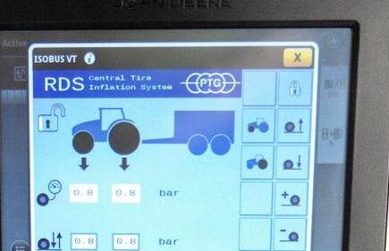 drukwisselsystemen voor bandenspanning